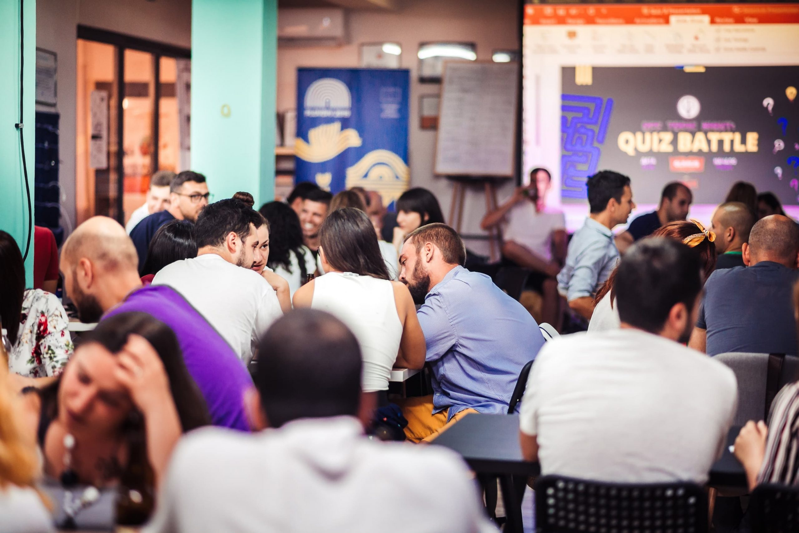 Quiz Battle Night vol. 17 6 | Innovator Coworking Space