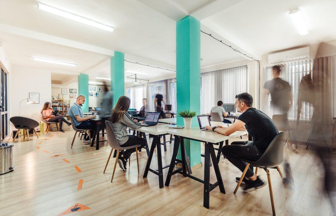 Portfolio 1 | Innovator Coworking Space