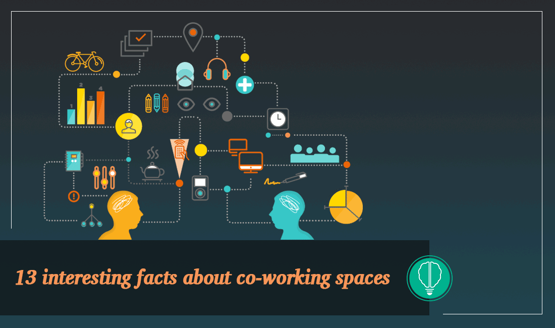 13 interesting facts about co-working spaces 16 | Innovator Coworking Space