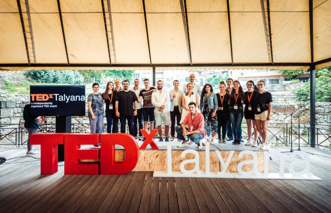 TEDxTalyana