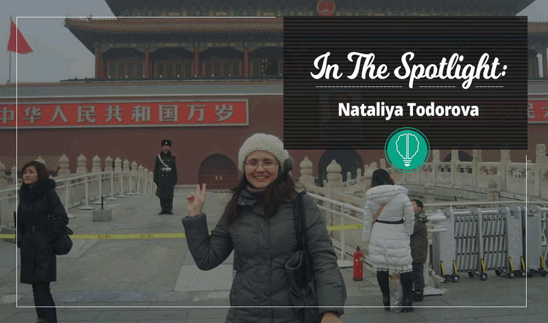 In the Spotlight – Nataliya Todorova 1 | Innovator Coworking Space