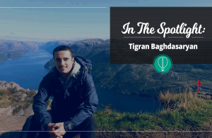 In the Spotlight – Tigran Baghdasaryan 18 | Innovator Coworking Space
