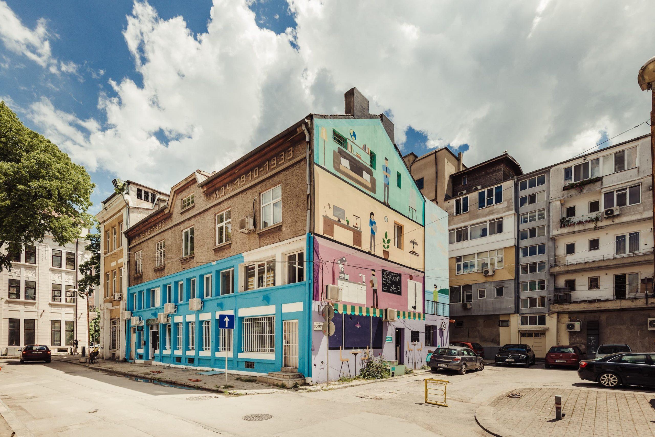 The Talyana Neighbourhood 1 | Innovator Coworking Space