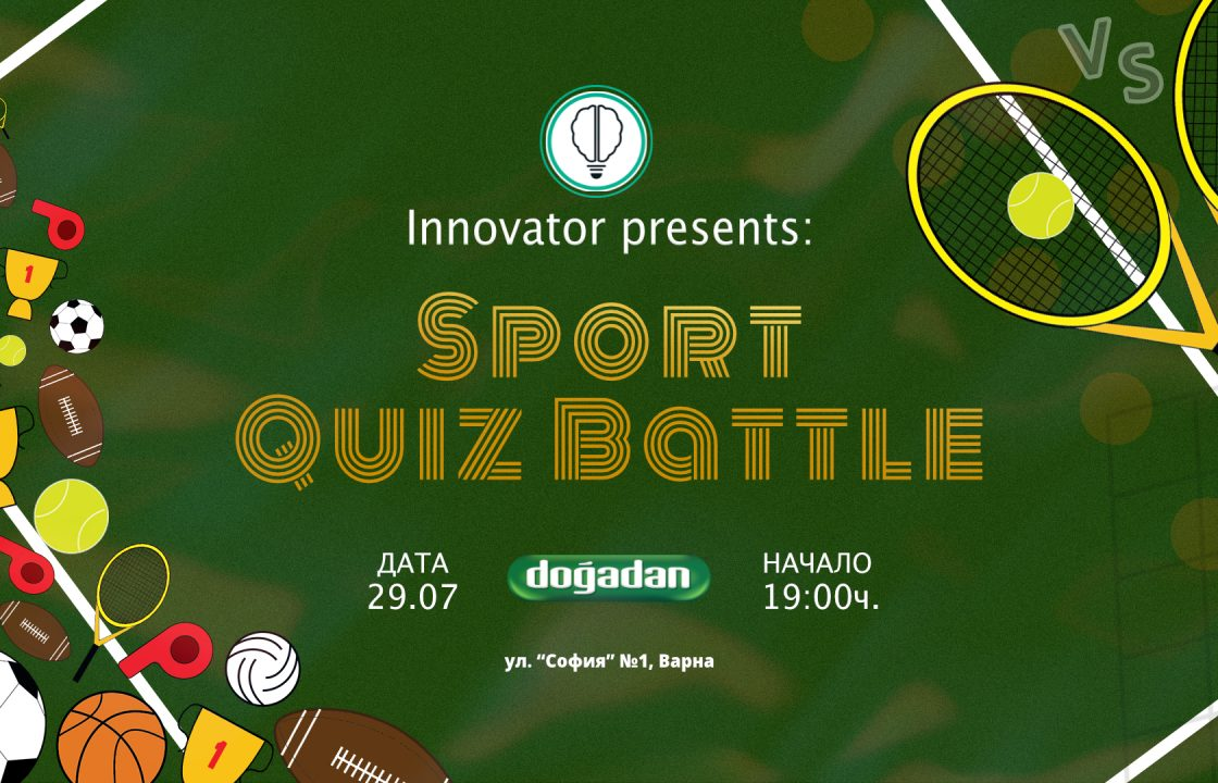 OFF Topic | Sport Quiz Battle 5 | Innovator Coworking Space