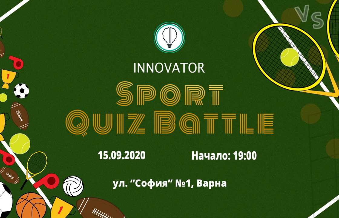 OFF Topic | Sport Quiz Battle 2 | Innovator Coworking Space