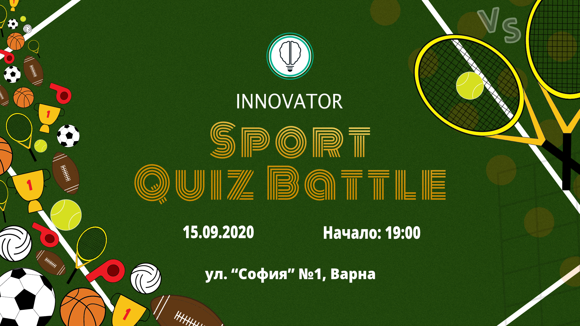 OFF Topic | Sport Quiz Battle 4 | Innovator Coworking Space