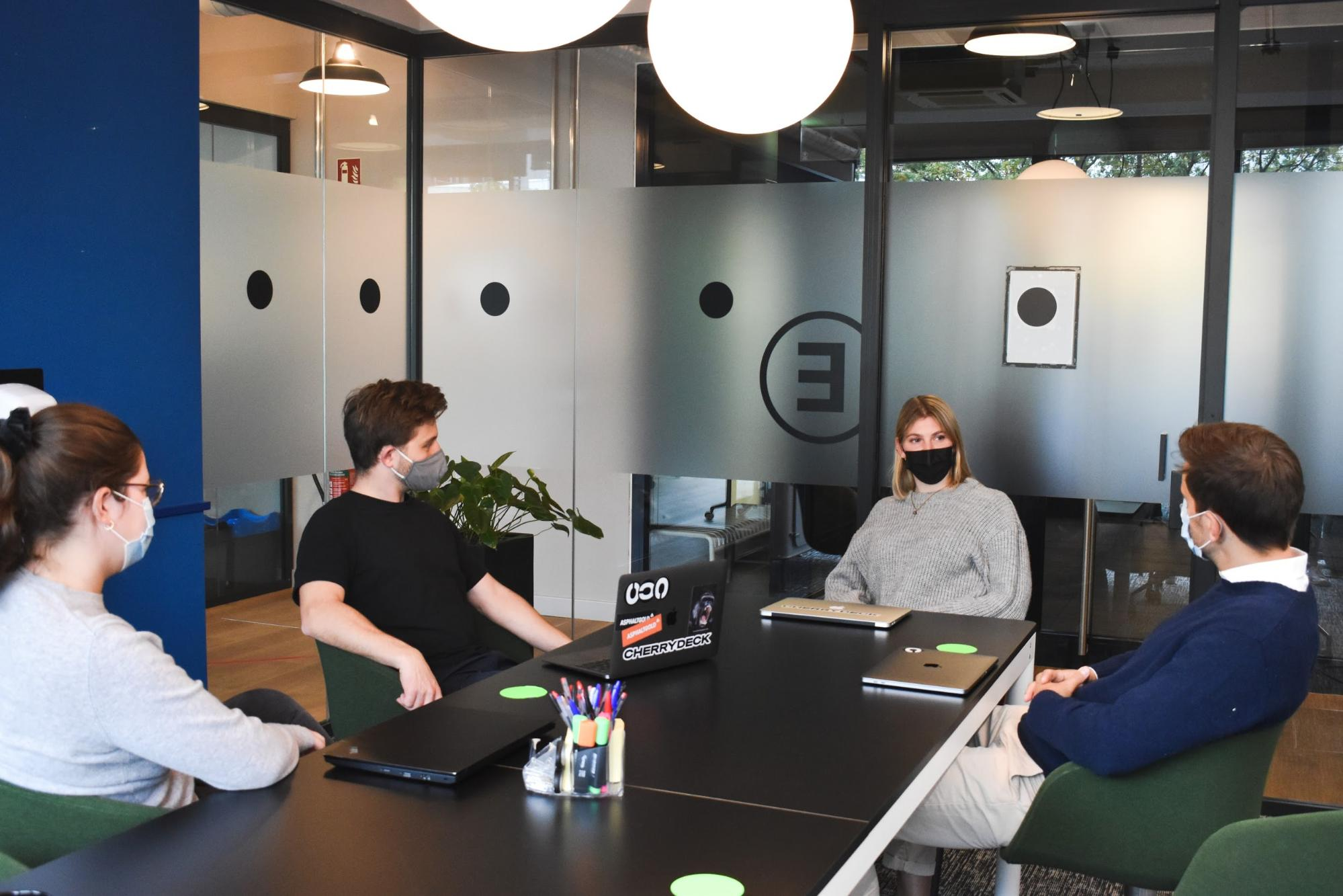 What Covid 19 teaches us about working places? 1 | Innovator Coworking Space
