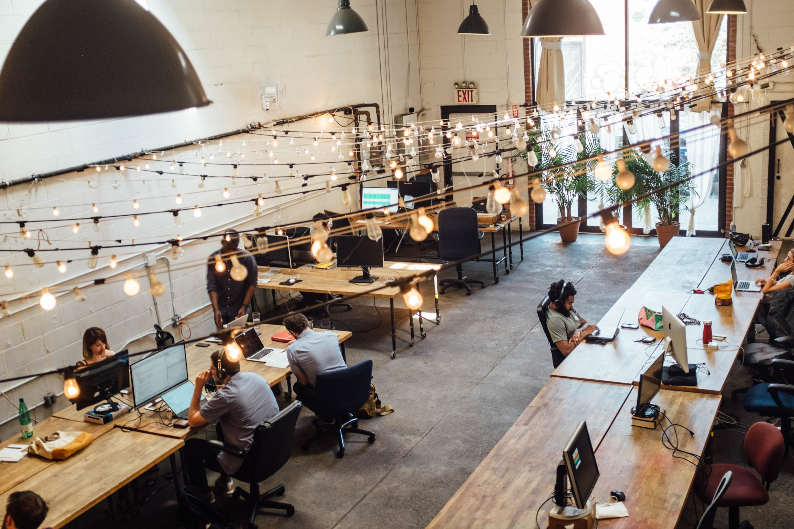 A little story about … coworking space 1 | Innovator Coworking Space